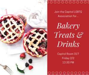 Treats and Drinks - Lunchtime event